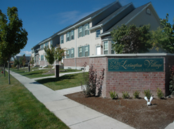 Lexington Village Condos, Logan Utah