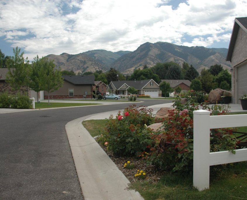 Active Adult Communities (55+) in Logan and Cache Valley